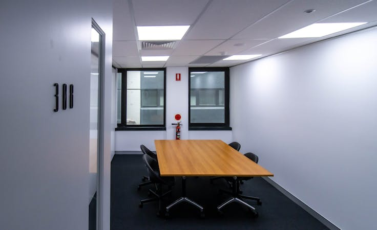 Private Room 308, multi-use area at WeSpace, image 1