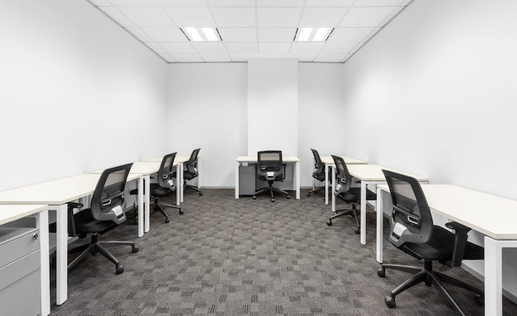 Move into ready-to-use open plan office space for 15 persons in Regus Osborne Park, serviced office at Osborne Park, image 1