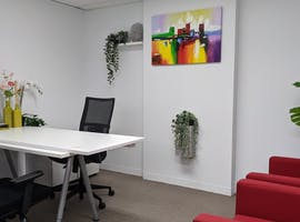 Executive Serviced lockable office for 1 person, serviced office at Brisbane Business Centre Bowen Hills, image 1