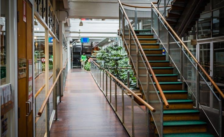'Smart Energy Hub', coworking at Leading environmental building, image 1