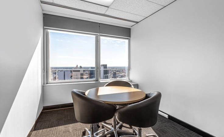 Find a professional address for your business in Regus Forrest Centre, hot desk at Forrest Centre, image 2