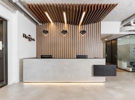 Find a professional address for your business in Regus Forrest Centre, hot desk at Forrest Centre, image 1