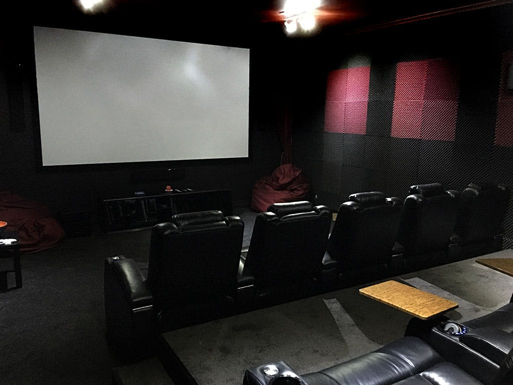 Private Cinema, multi-use area at This Is My Studio, image 1