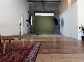 Creative studio at Belinda Van Zanen Gallery and Studio, image 1