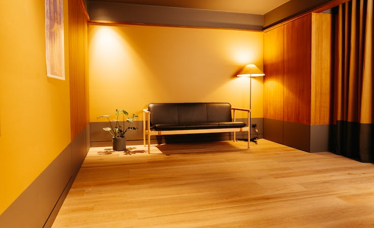 Therapy Space , multi-use area at Flow Yoga Canberra, image 1