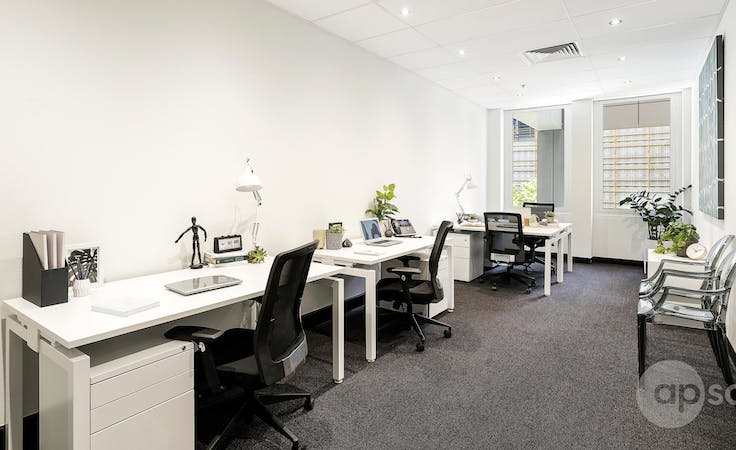 Suite 207b, serviced office at Collins Street Tower, image 1
