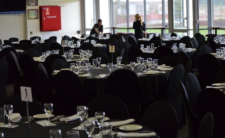 Bar & Functions Centre, function room at Subiaco Football Club, image 3