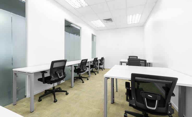 Move into ready-to-use open plan office space for 15 persons in Regus Ultimo, serviced office at Ultimo, image 1