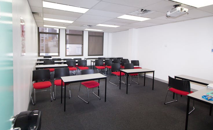 Training room at Classroom/Training Room Melbourne CBD, image 1