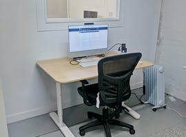 Private office at V-move Warehouse, image 1