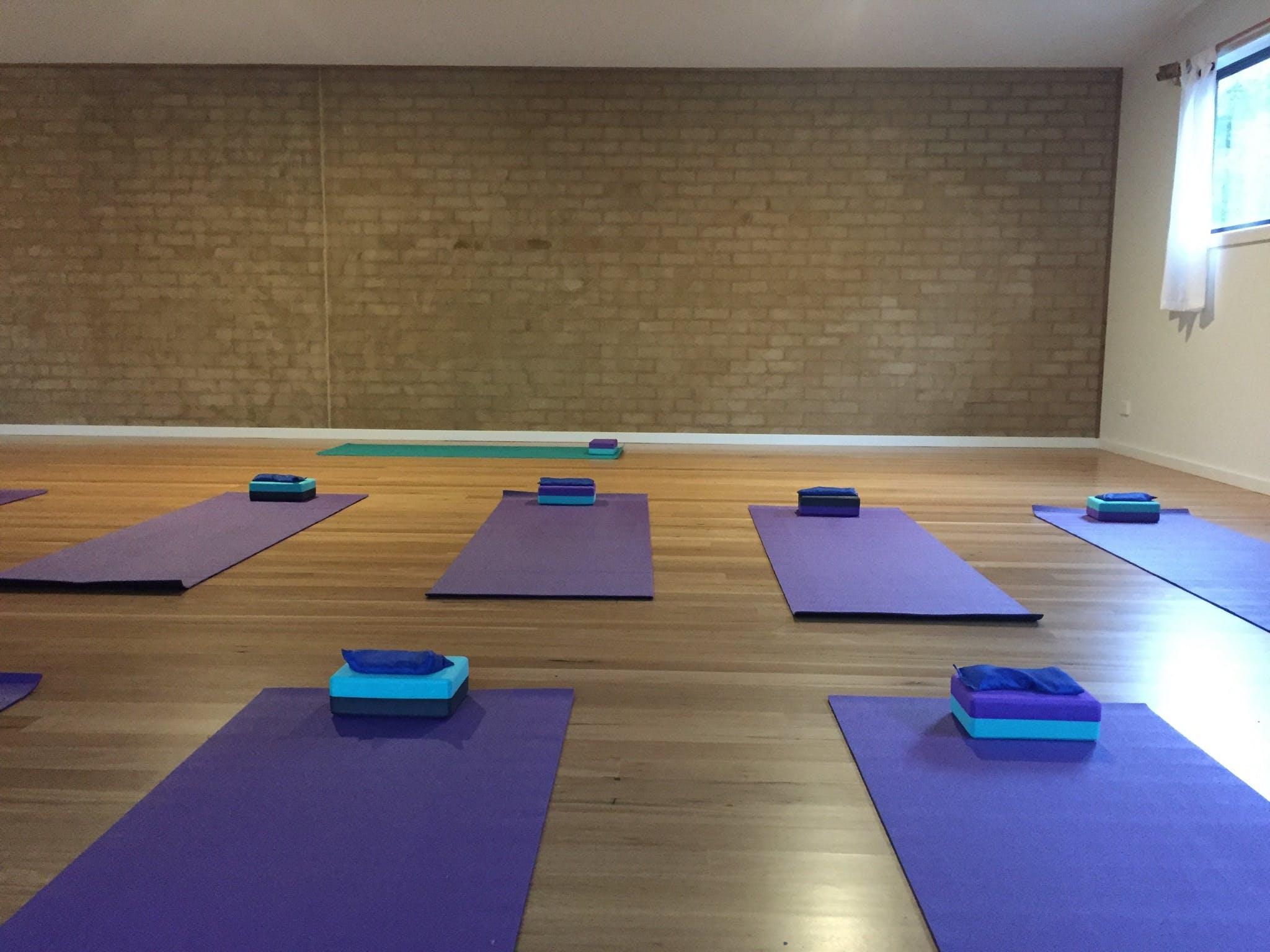 Multi-use area at Murramah Yoga Studio, image 1