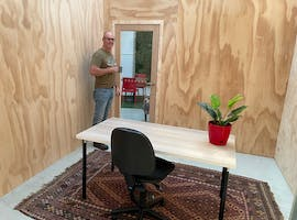 4K Cube , private office at 4KitsonCo, image 1