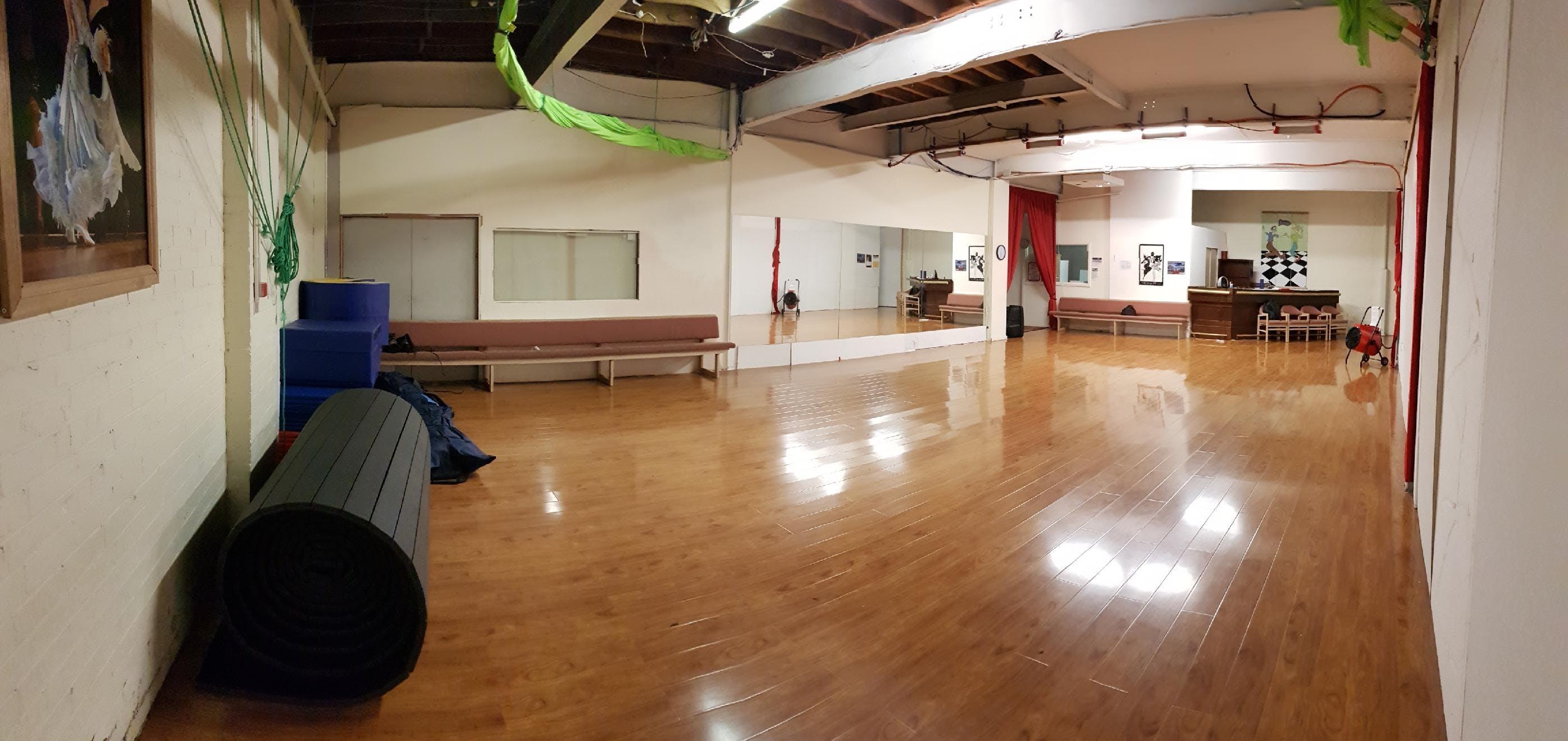 Studio 2, creative studio at Dance Be In It Centre, image 1