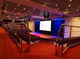 Auditorium, conference centre at Melbourne City Conference Centre, image 1