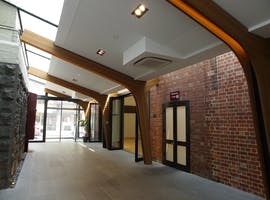 Price Hall / Studio277, function room at Melbourne City Conference Centre, image 1