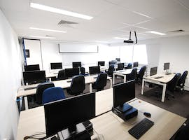 Blue Computer Room, training room at Sitting Rooms, image 1