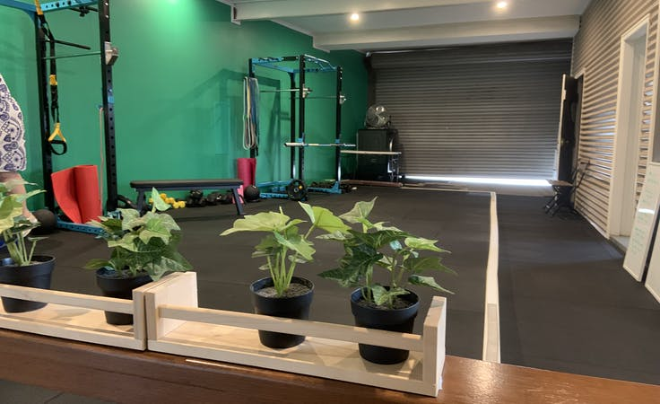 Urban Well Gym, multi-use area at Urban Well, image 1