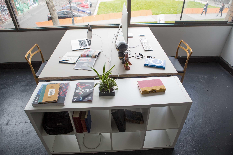 Dedicated desk at Good Old Daiz, image 1