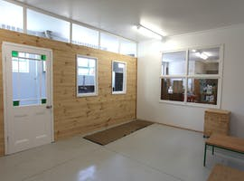 Creative studio space filled with natural light, image 1