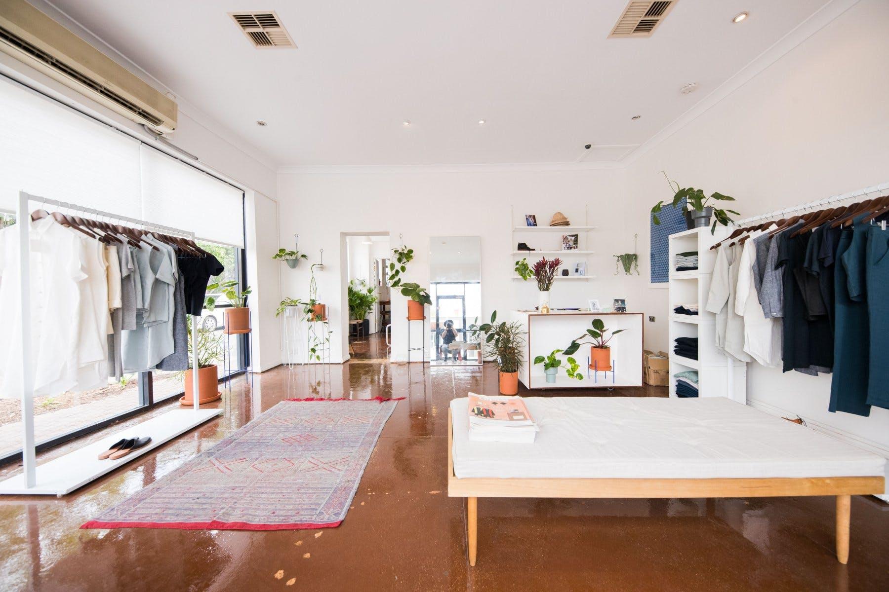 Shopfront & Showroom, shopfront at Ensemble Studios, image 2