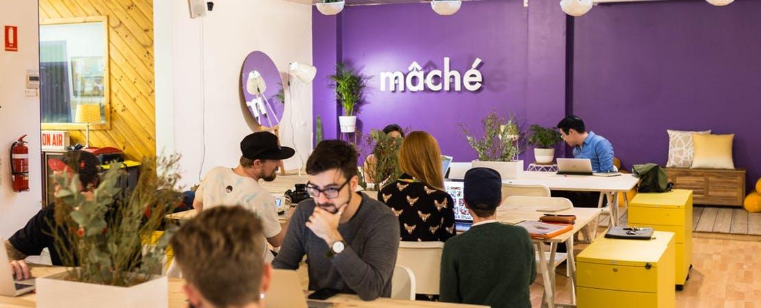Meeting room at Mâché, image 2