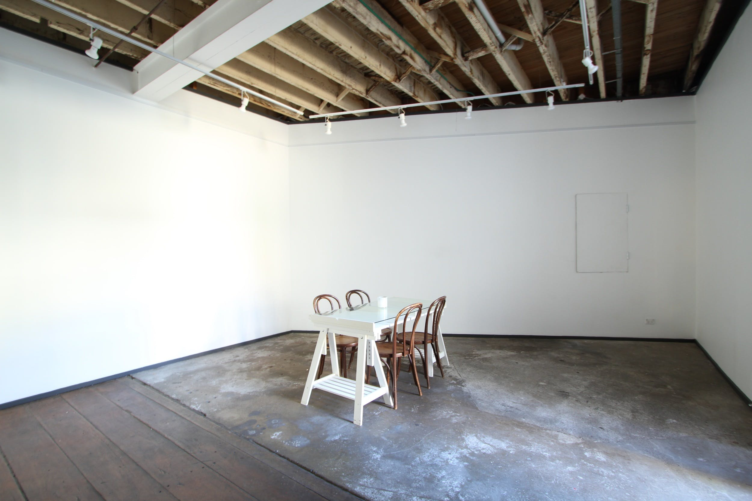 Middle Room, multi-use area at Comber Street Studios, image 1