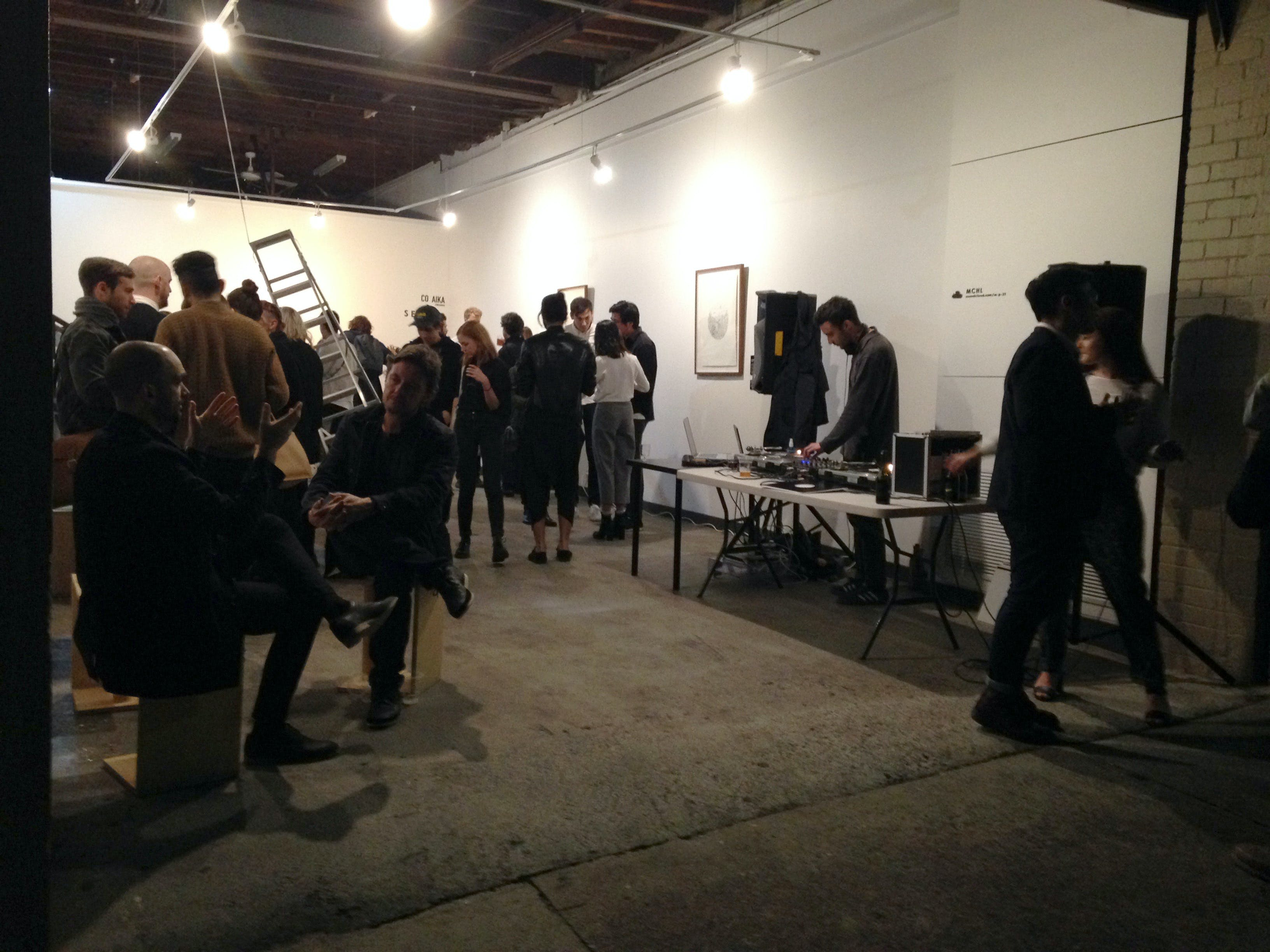 Multi-use loading dock space, perfect for a pop up shop, image 1