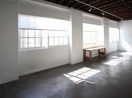 Multi-use studio space filled with natural light , image 1