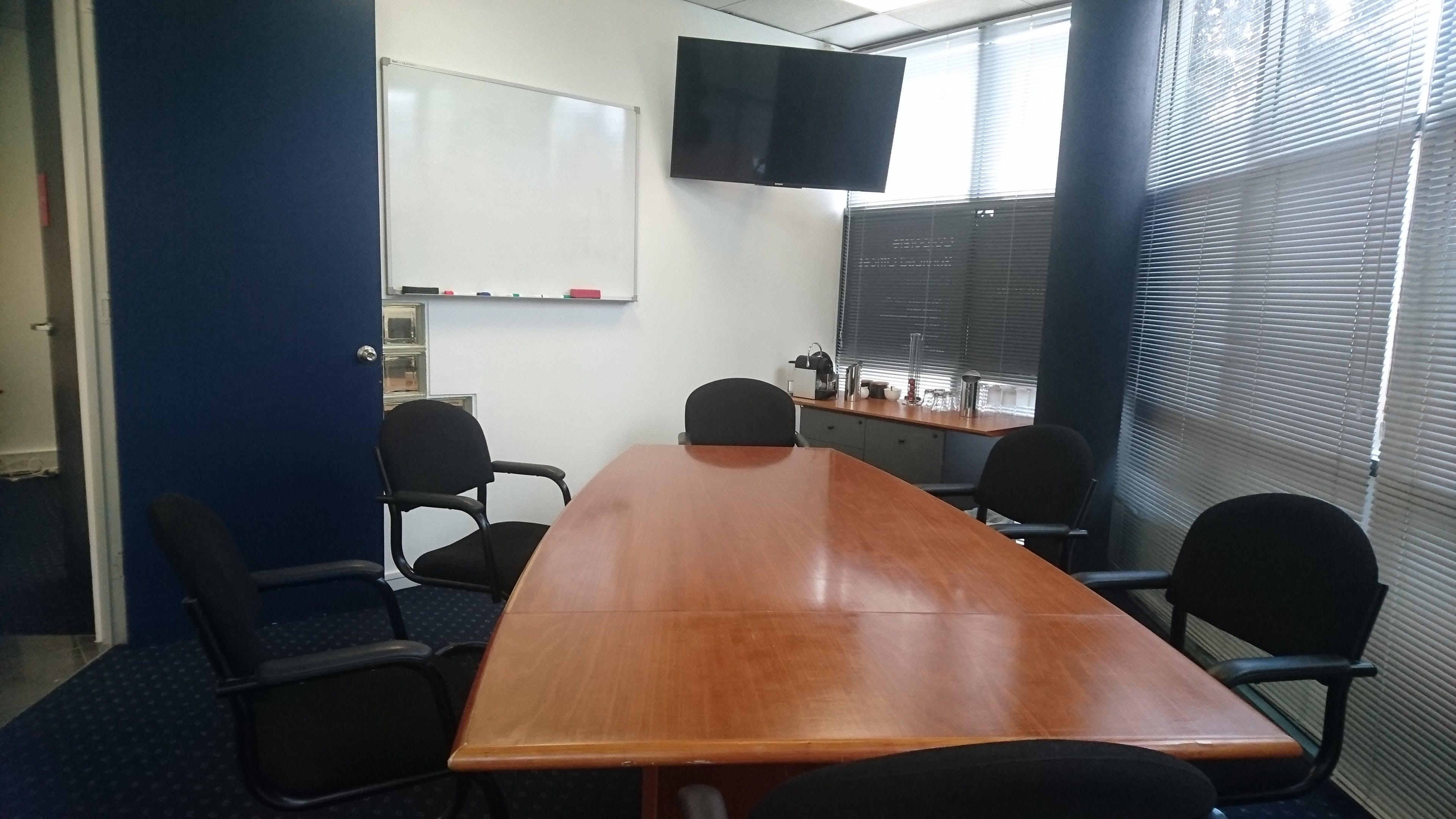 Boardroom, meeting room at CSO Carlton, image 1