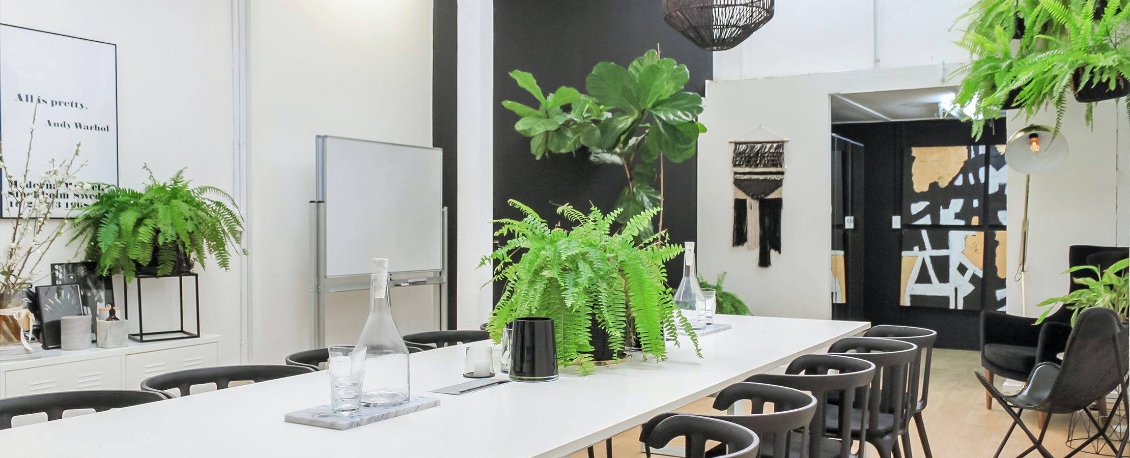 8- 20 Person Boardroom, Precinct 75, St Peters, Sydney, meeting room at Lumiere Agency, image 4