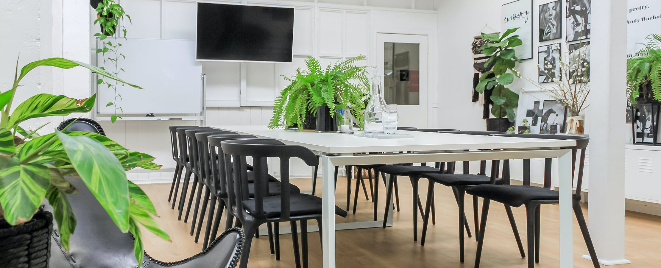 8- 20 Person Boardroom, Precinct 75, St Peters, Sydney, meeting room at Lumiere Agency, image 1