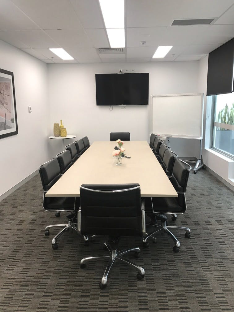 Meeting room at Edge Offices Double Bay, image 1