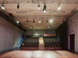 Sylvia Staehli Theatre, multi-use area at Dancehouse, image 1