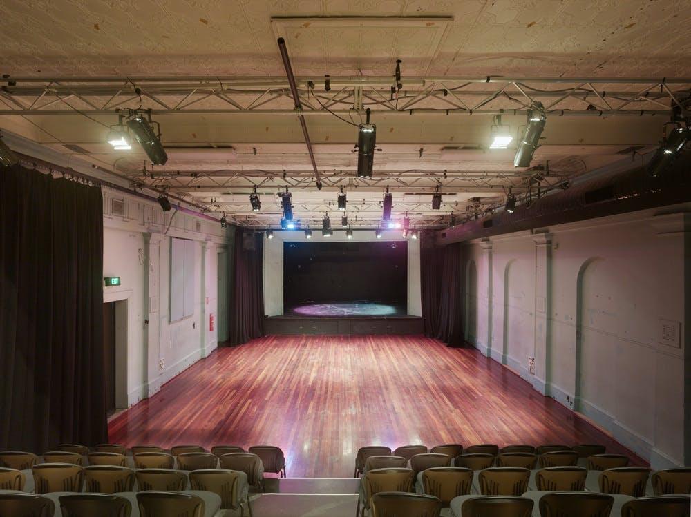 Sylvia Staehli Theatre, multi-use area at Dancehouse, image 2