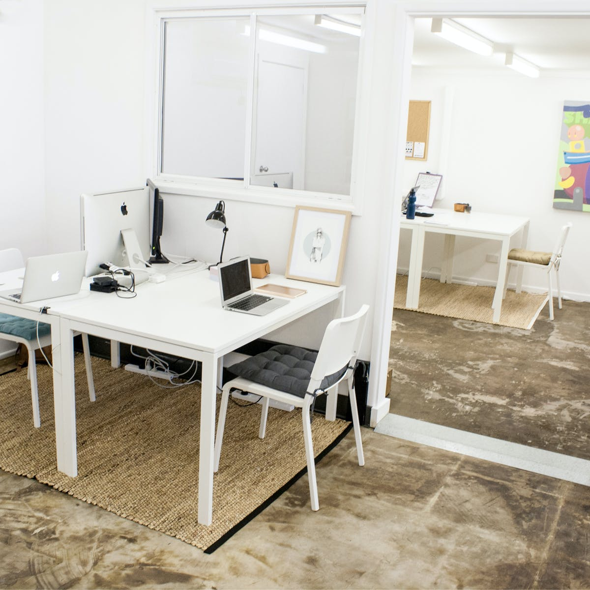 Dedicated desk at Common Collective, image 1