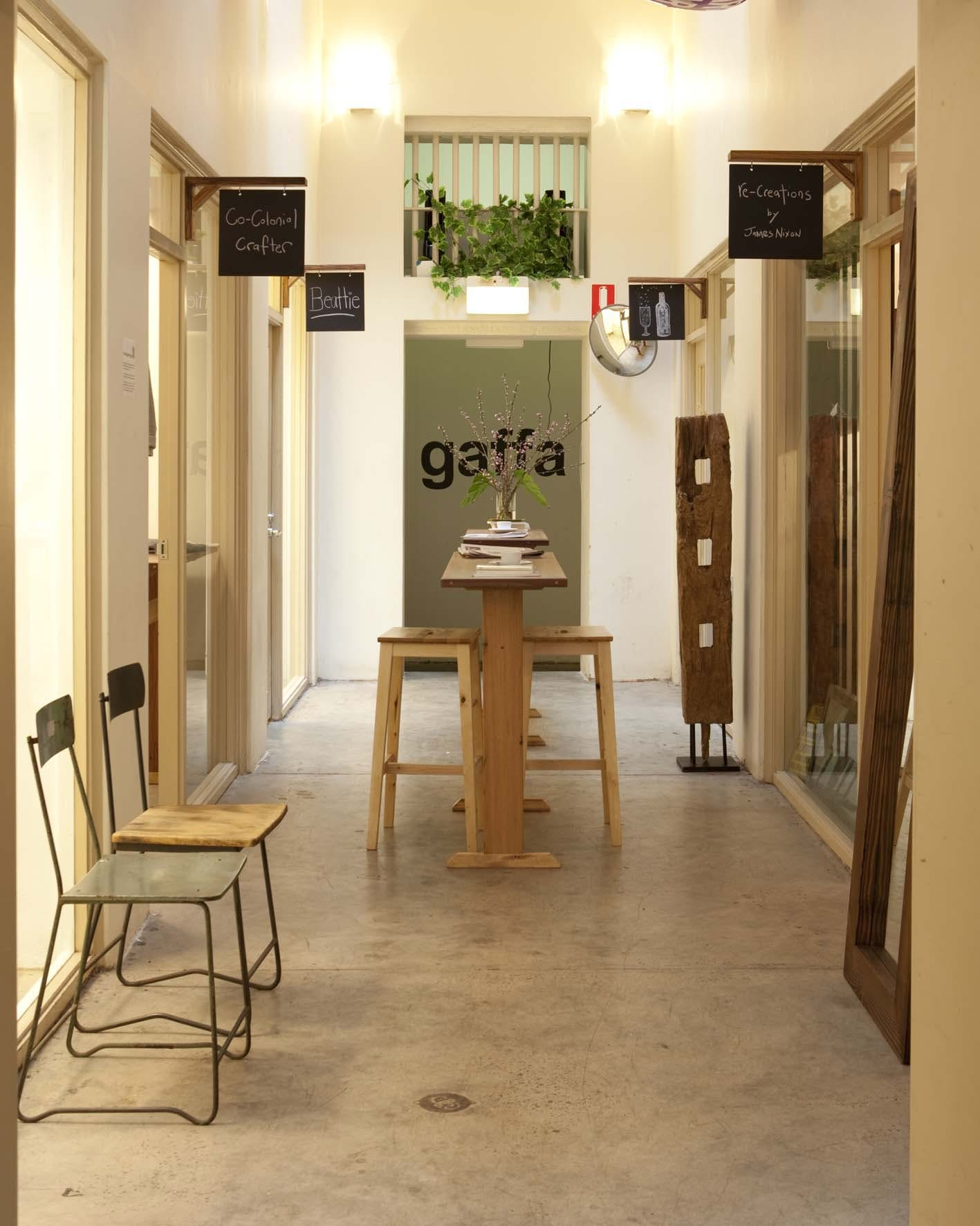 Retail Space 2, shopfront at Gaffa Creative Precinct, image 1