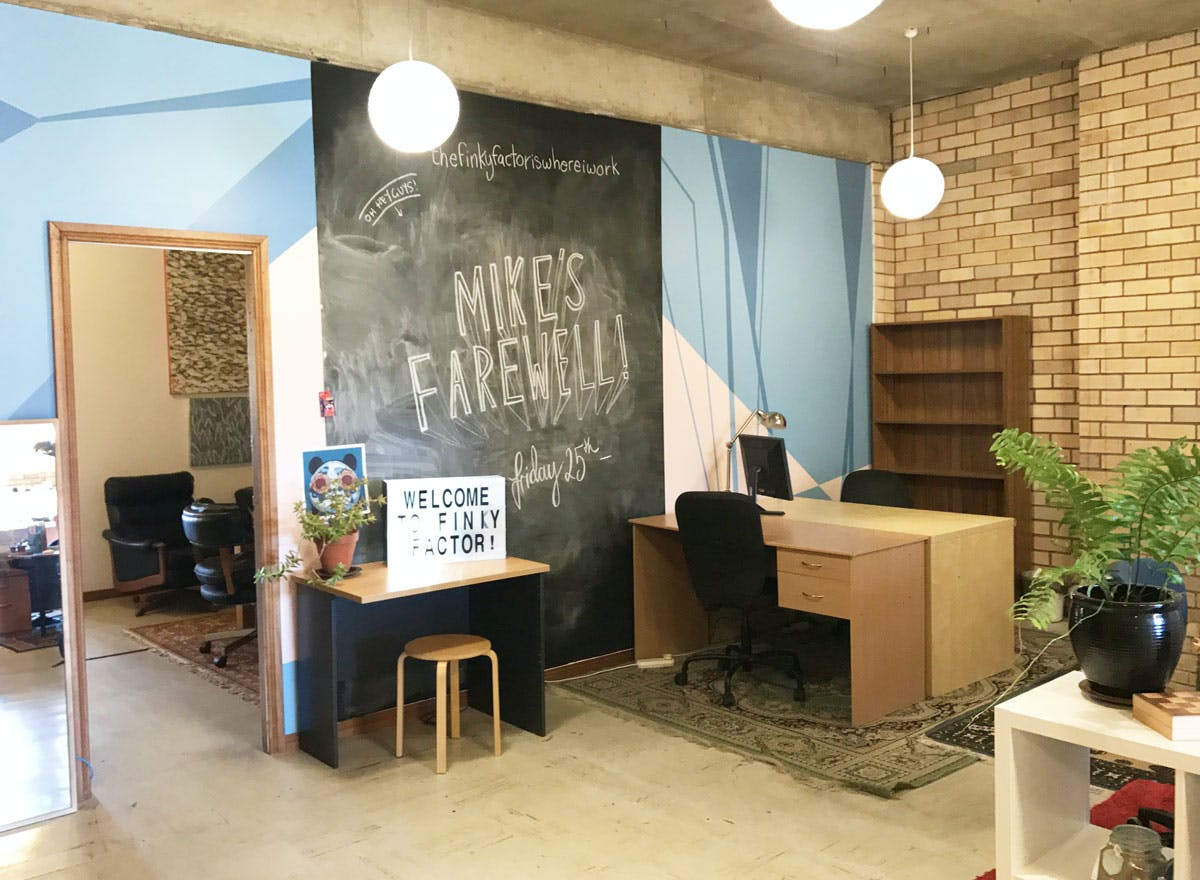 Coworking at Finky Factor, image 4