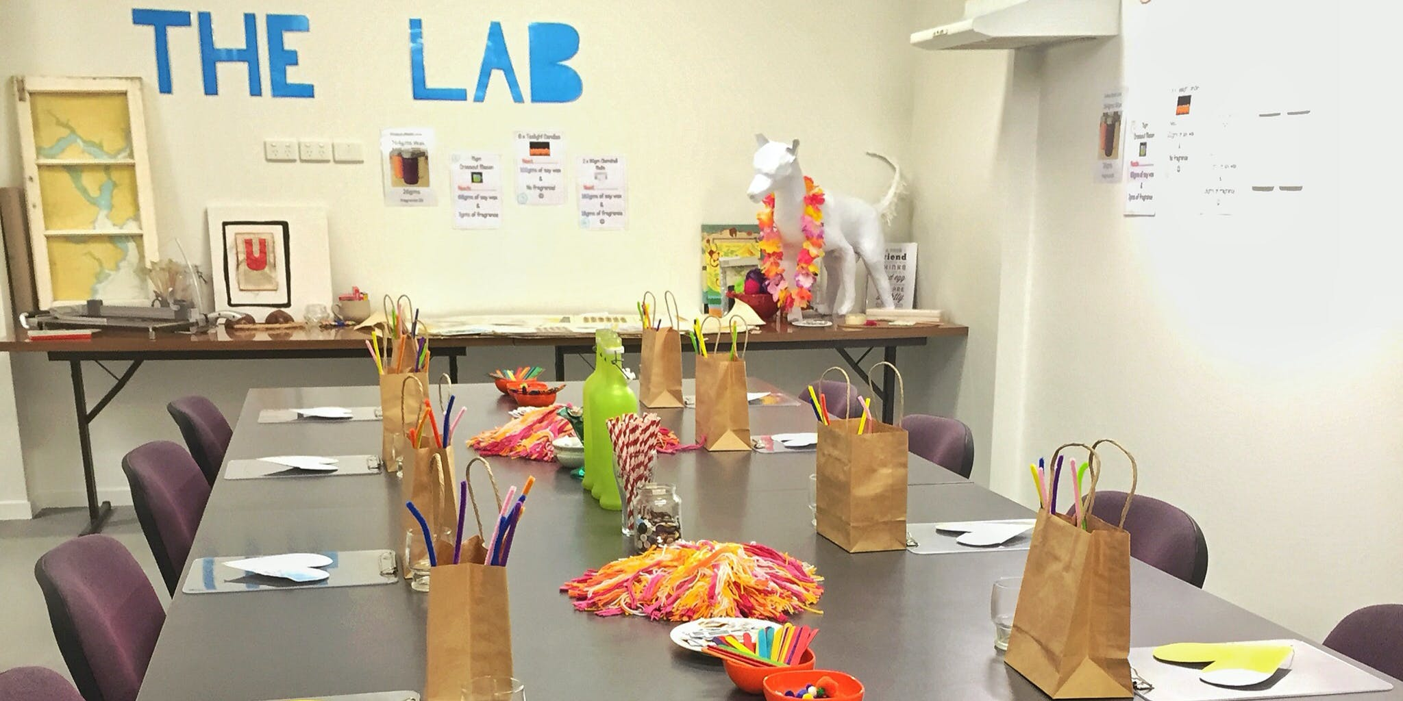 The Lab, meeting room at The HUB Creative Space, image 1