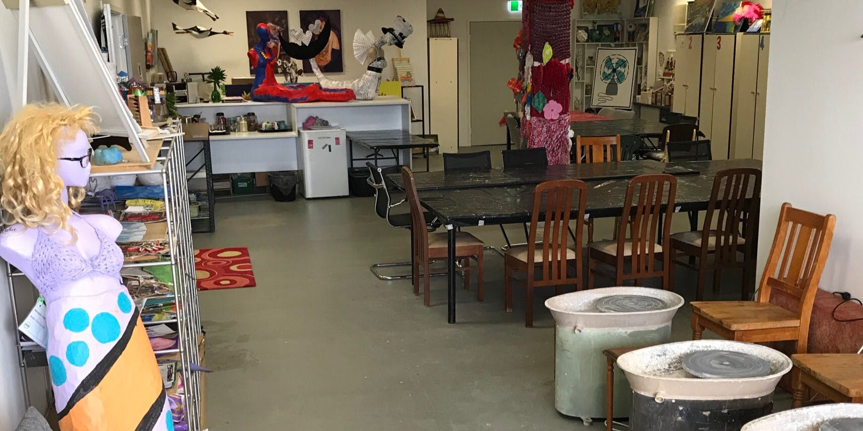 The Makers Workshop, creative studio at The HUB Creative Space, image 1