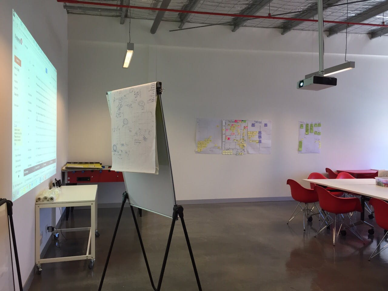 Meeting room at Systemix, image 1