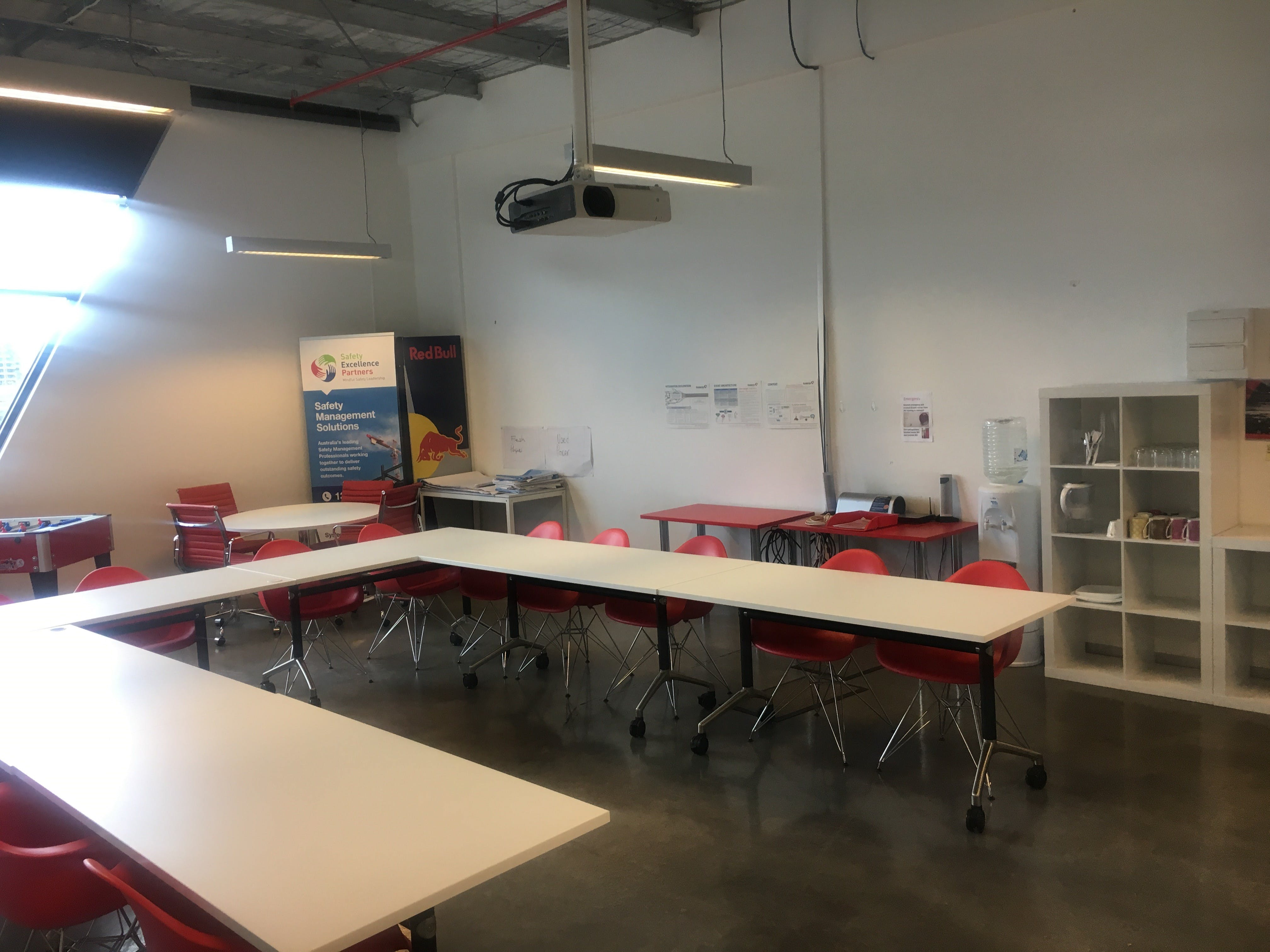 Meeting room at Systemix, image 3