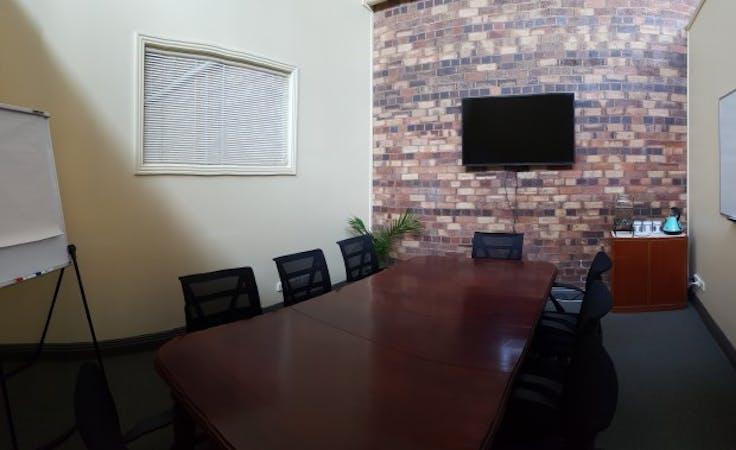 Da Vinci Room, meeting room at Canvas Coworking, image 1