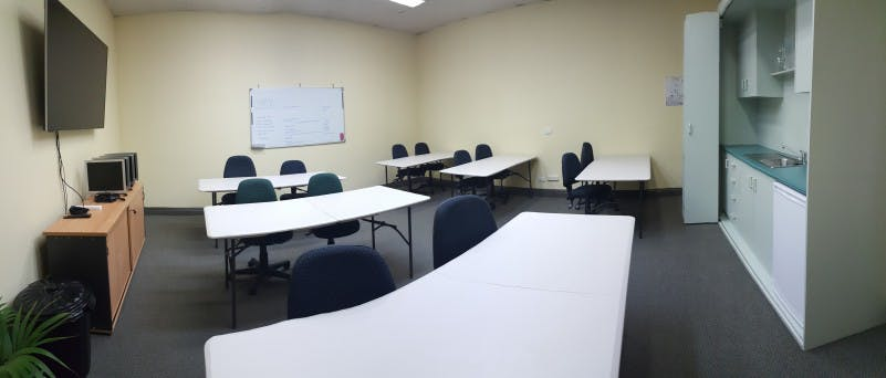 Tesla Room, workshop at Canvas Coworking, image 1