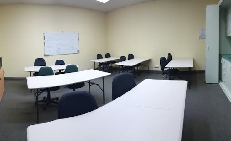 Branson Room, multi-use area at Canvas Coworking, image 2