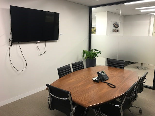 Private office at MLC Centre, image 2