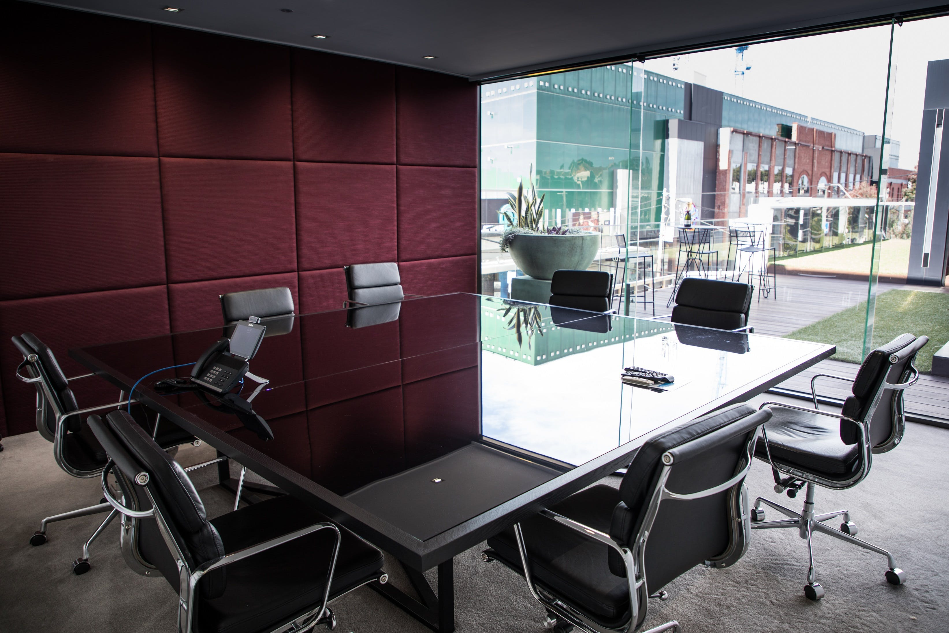 Meeting room at The Bubble, image 1