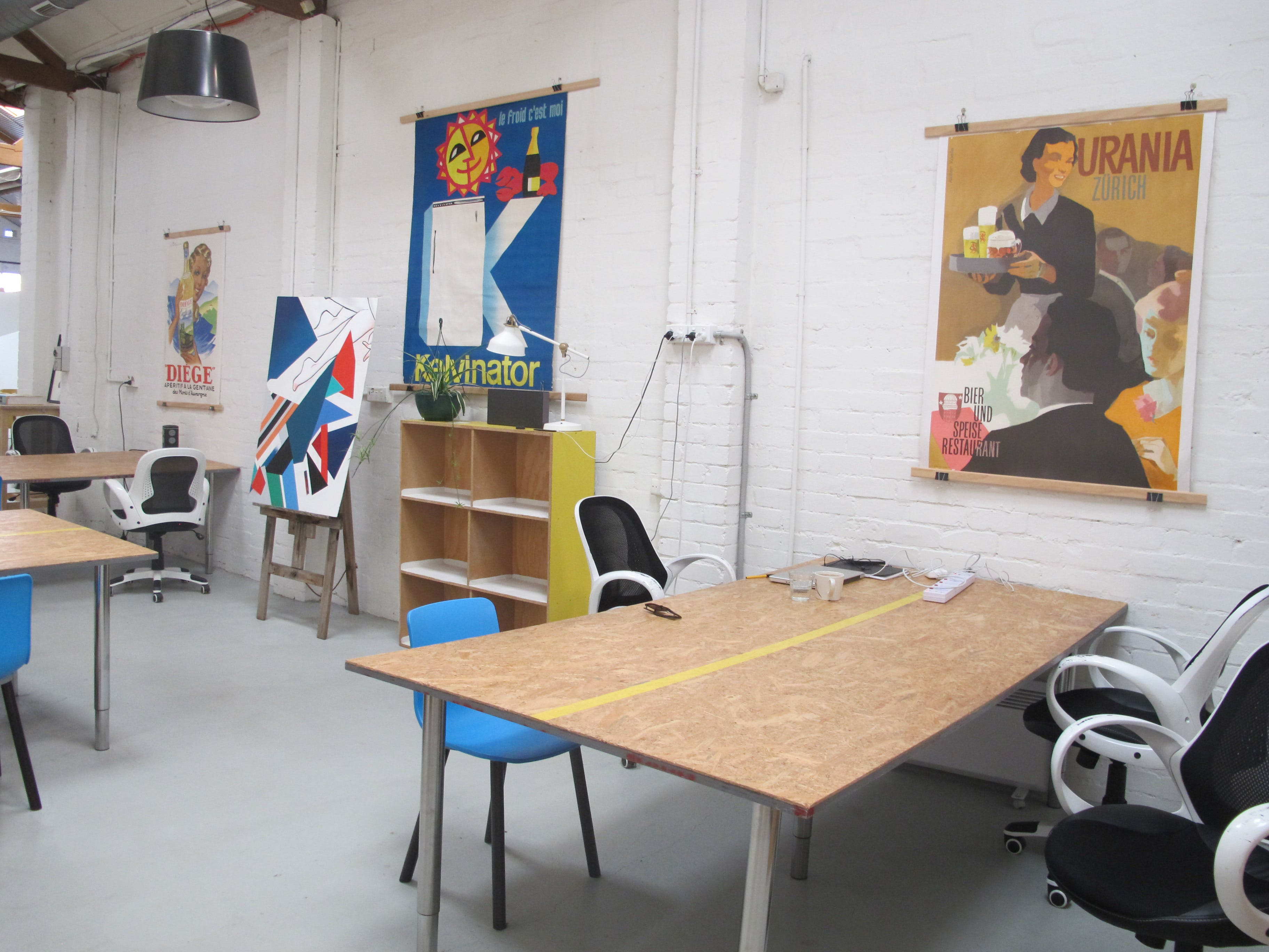 Co-working space suitable for creatives, image 1