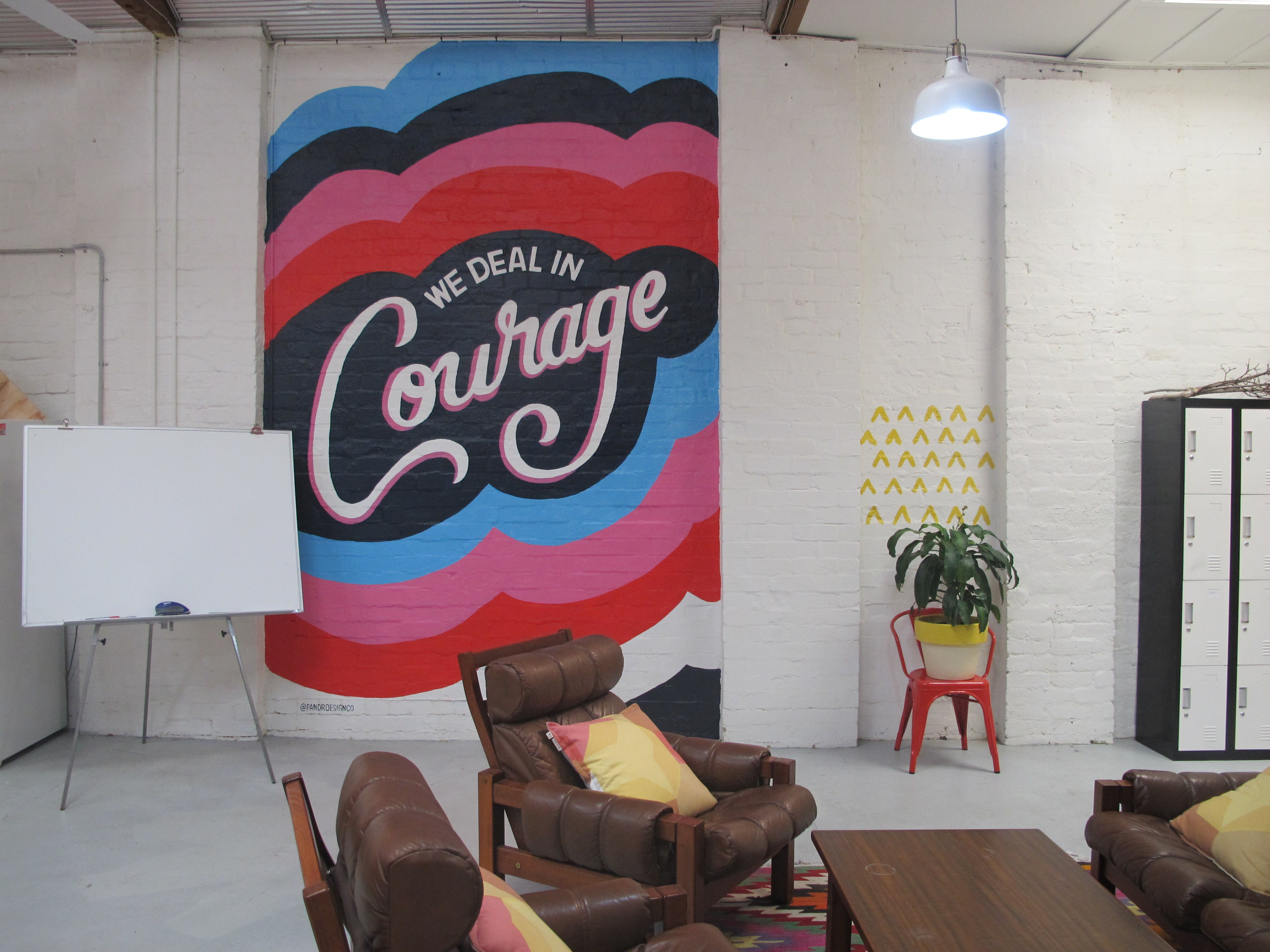Multi-use area at The Cowork Co, image 3