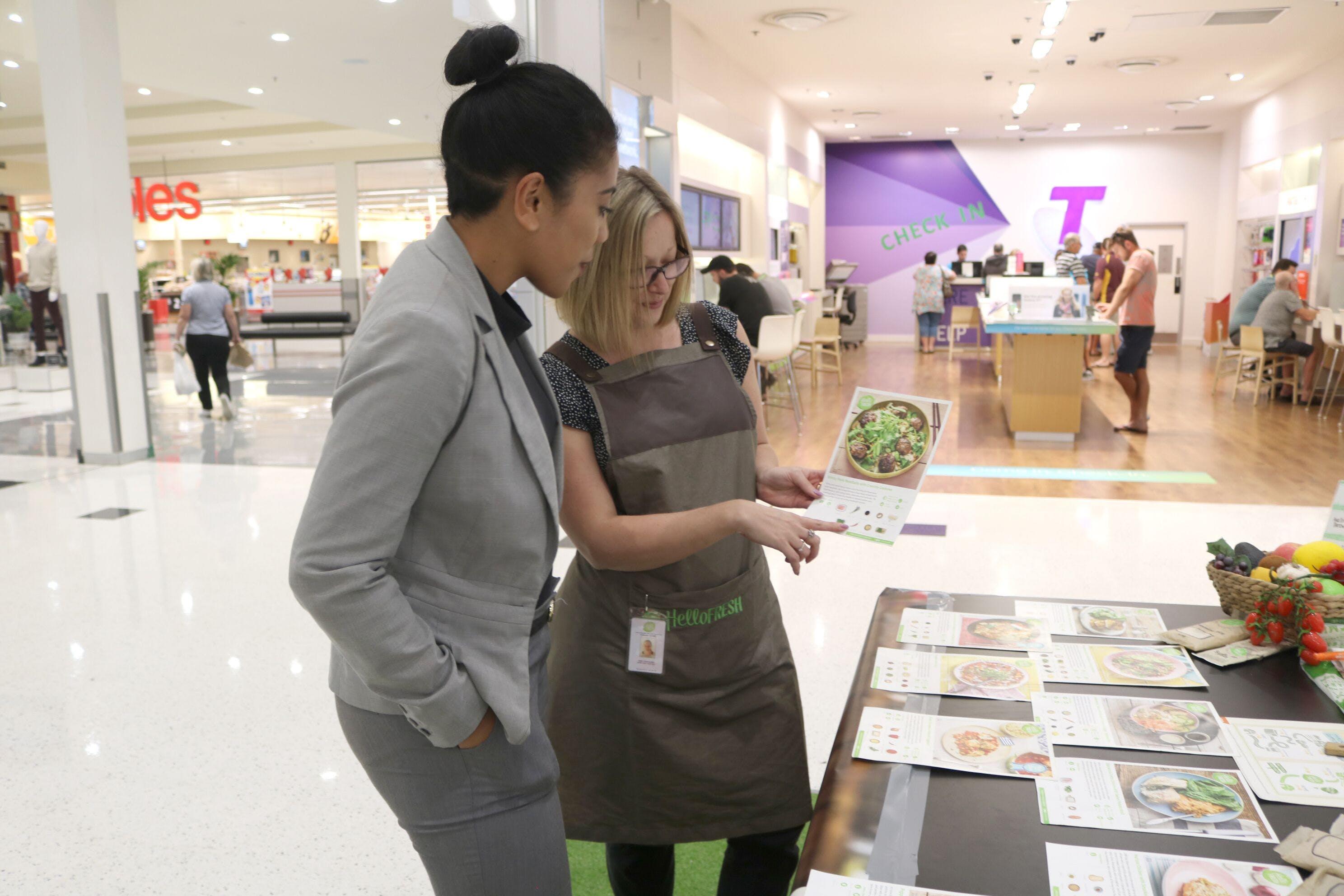 Pop-up shop at Capalaba Central Shopping Centre, image 6