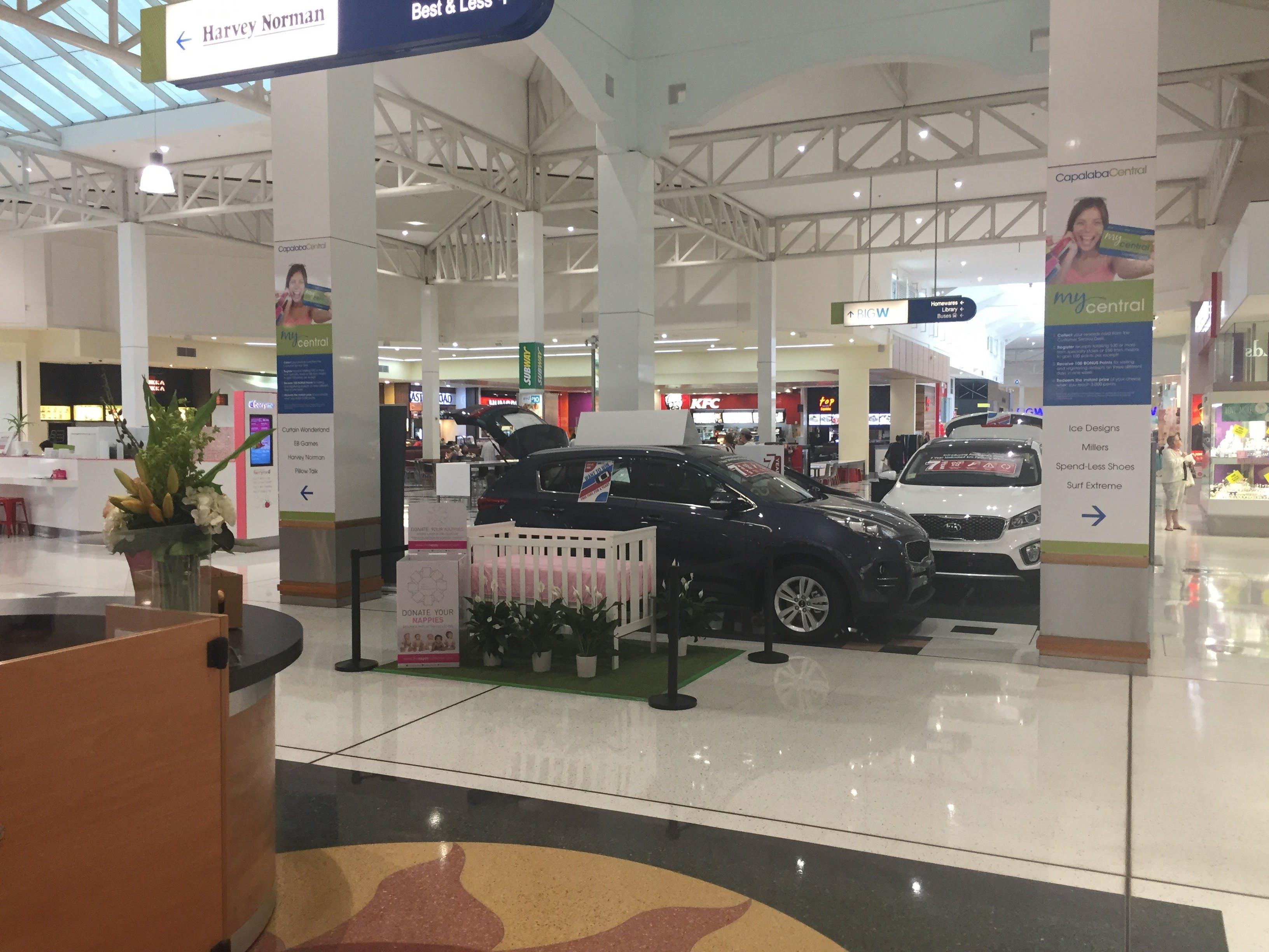 Pop-up shop at Capalaba Central Shopping Centre, image 3